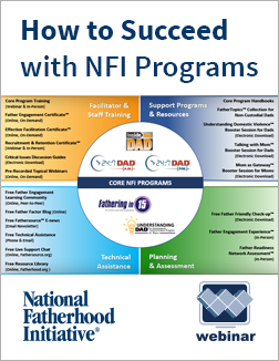 How to Succeed with NFI Programs