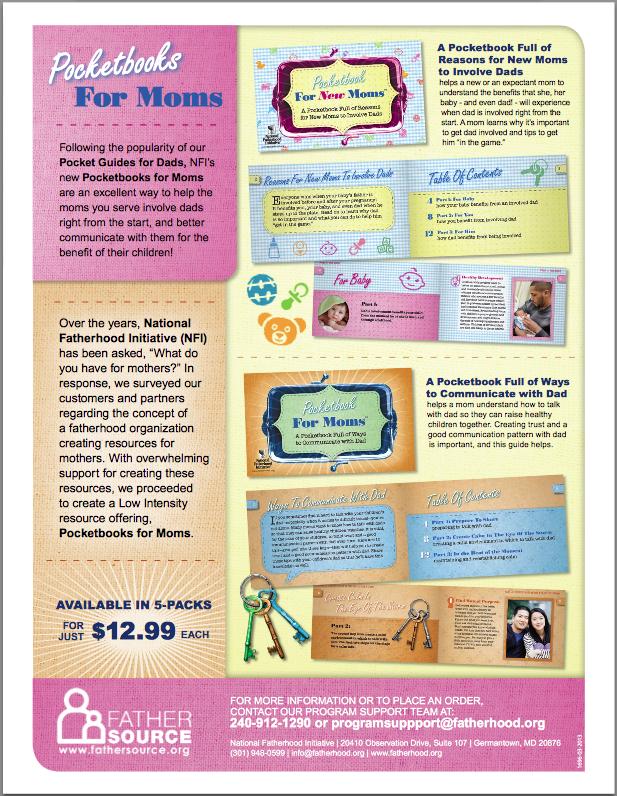 Pocketbook for Moms