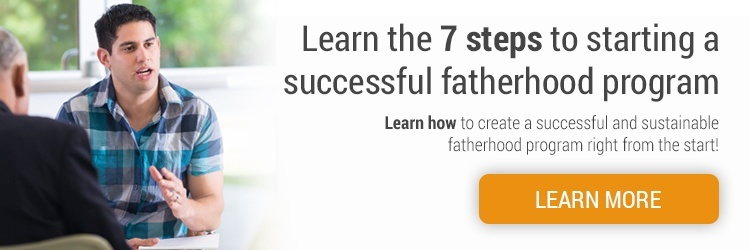 7 steps to starting a successful fatherhood program