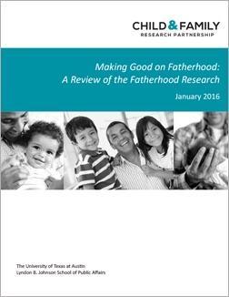 Making Good on Fatherhood - Free Resource