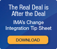 Mergers & Acquisitions Tip Sheet