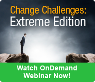 Free Recorded Webinar: Overcome Change Management Challenges