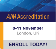 AIM Accreditation November