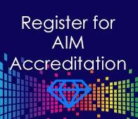 Register for AIM Accreditation