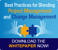 Free Whitepaper: Blending Project and Change Management