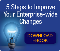 Improve your enterprise-wide changes free eBook