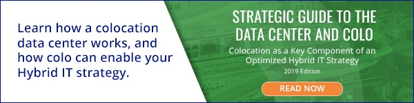 The Strategic Guide to the Data Center and Colo: colocation as a key component of an optimized hybrid IT strategy.  Read more.
