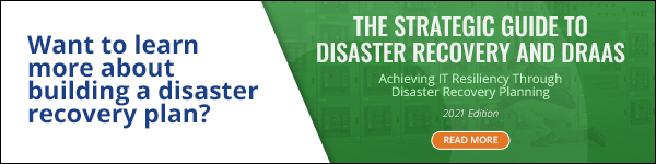 The Strategic Guide to Disaster Recovery and DRaaS | Read now...