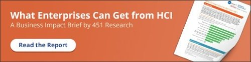 What Enterprises Can Get from HCI | Business Impact Brief by 451 Research | Read the Report