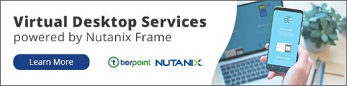 Virtual Desktop Services powered by Nutanix Frame | Learn more...