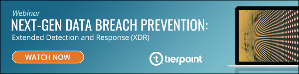 Watch now | Next Generation Data Breach Prevention: Extended Detection and Response (XDR)