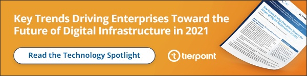 IDC Technology Spotlight Key Trends Driving Enterprises Toward the Future of Digital Infrastructure in 2021