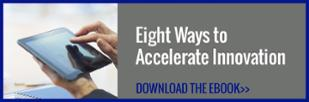 Eight Ways to Accelerate Innovation - download the ebook