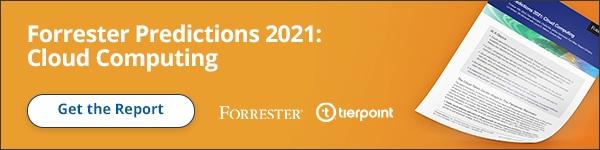 Forrester Predictions 2021: Cloud Computing