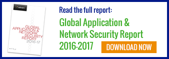Read the full report - Global Application & Network Security Report 2016-2017