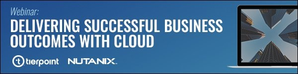Webinar - Delivering Successful Business Outcomes with Cloud