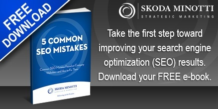 5 Common SEO Mistakes E-Book