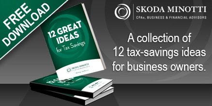 12 Great Ideas for Tax Savings