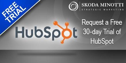 HubSpot Free Trial Request