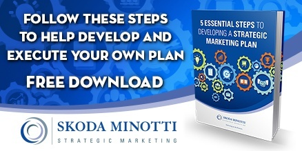 5 Essential Steps to Developing a Strategic Marketing Plan