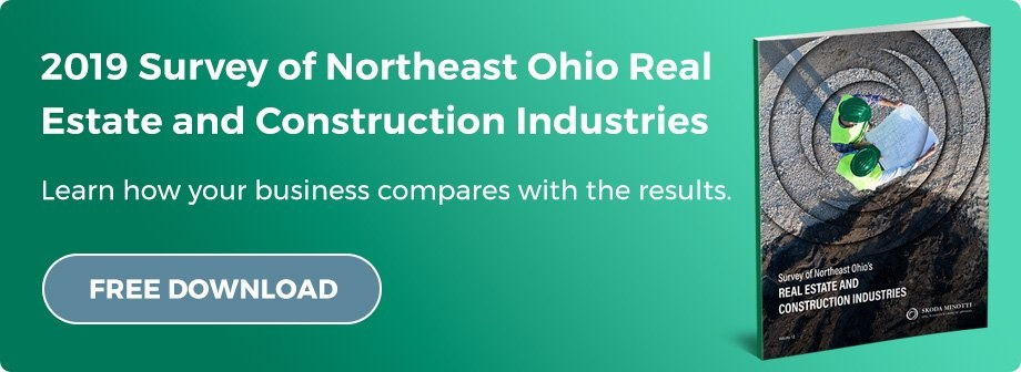 2019 Real Estate and Construction Survey