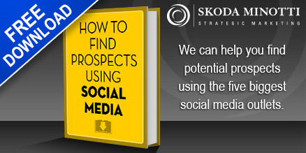 How to find prospects using social media