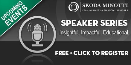 Skoda Minotti Speaker Series CTA