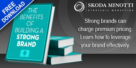 Benefits of Strong Brand E-book