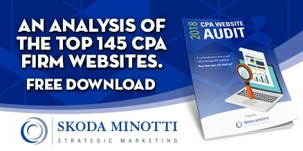 2018 CPA Website Audit