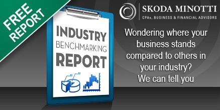 Get a Free Industry Benchmarking Report