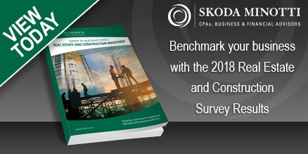 Download the 2018 Real Estate and Construction Survey Results