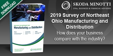 2019 Survey of Northeast Ohio Manufacturing and Distribution