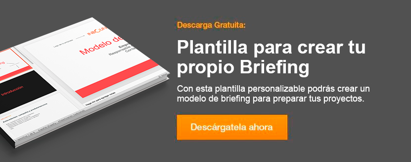 plantilla personalizable briefing