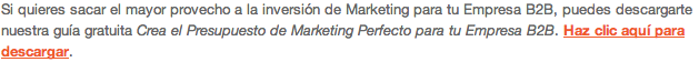 marketing para b2b