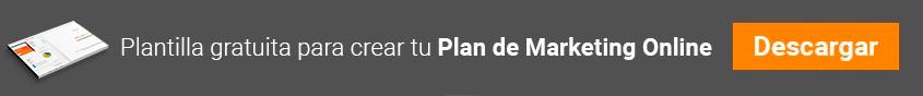 Plantilla Plan de marketing online