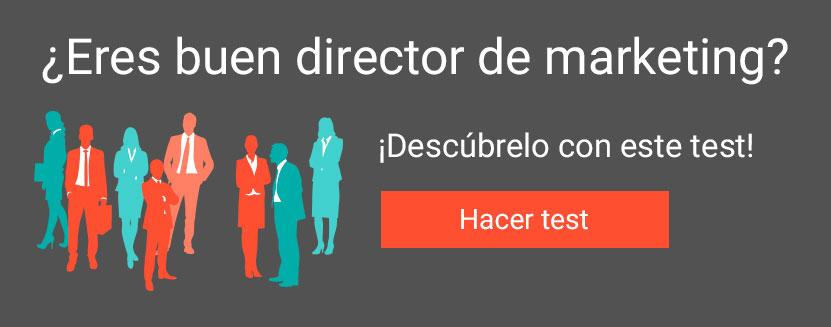 test eres buen director de marketing