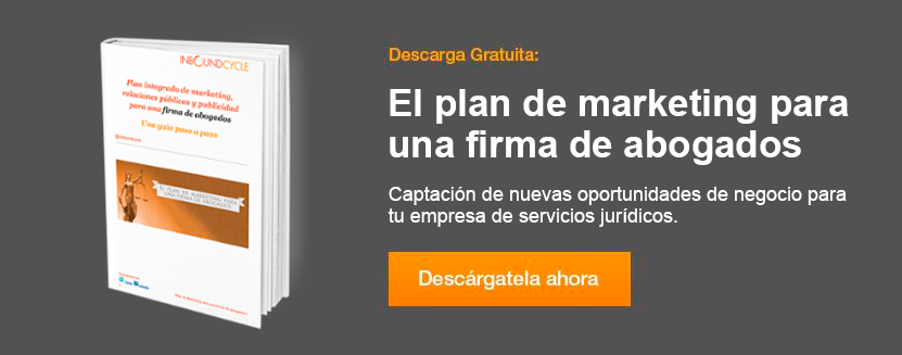 plan de marketing abogados