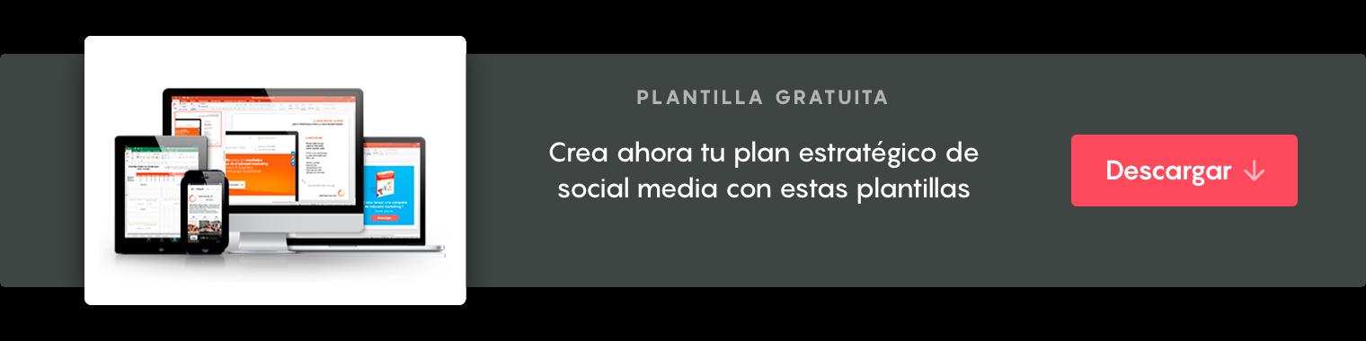 Descarga gratuita Pack de Plantillas para Redes Sociales