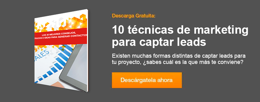 tecnicas para captar leads ebook gratuito