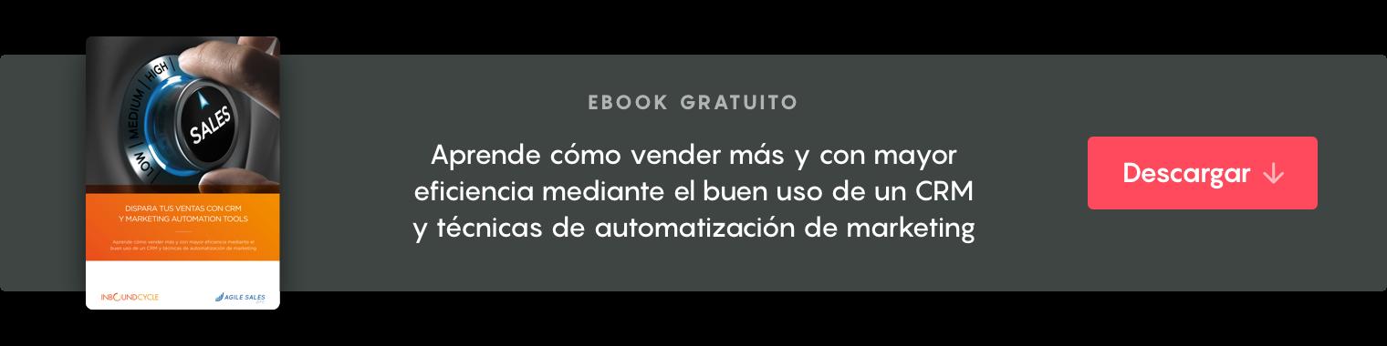 [PDF] Dispara tus ventas con CRM y Marketing Automation Tools