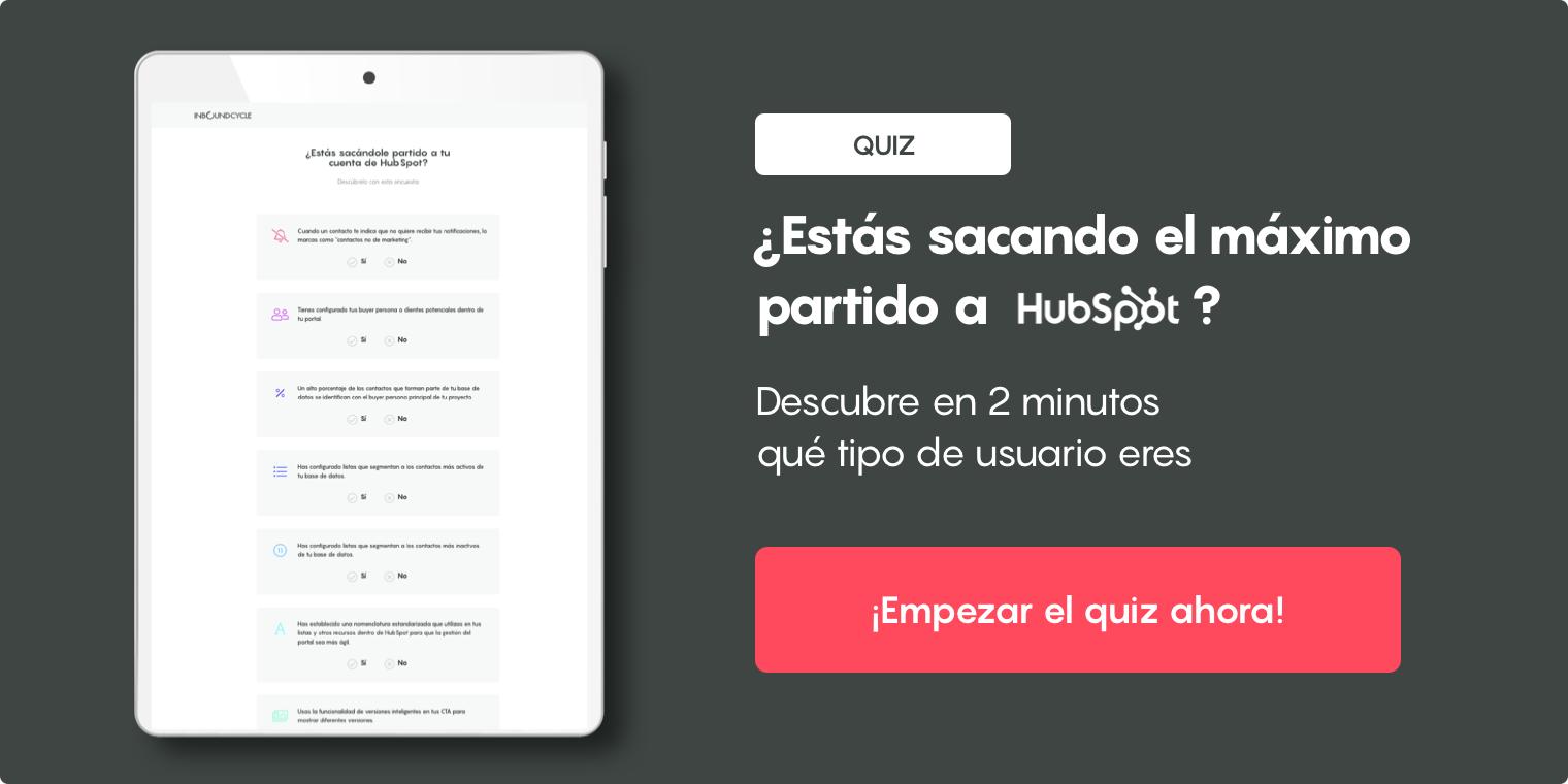 Test rápido HubSpot - POST