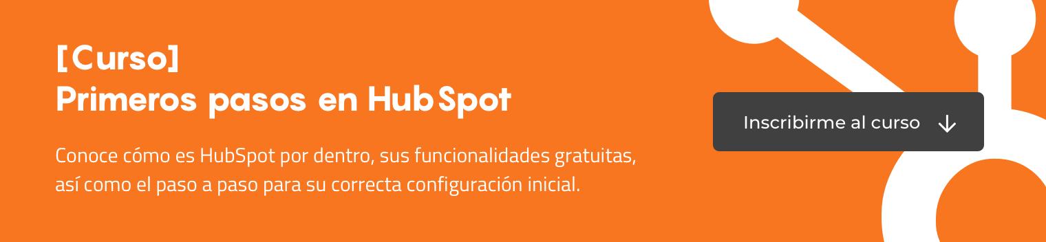 Test licencia HubSpot