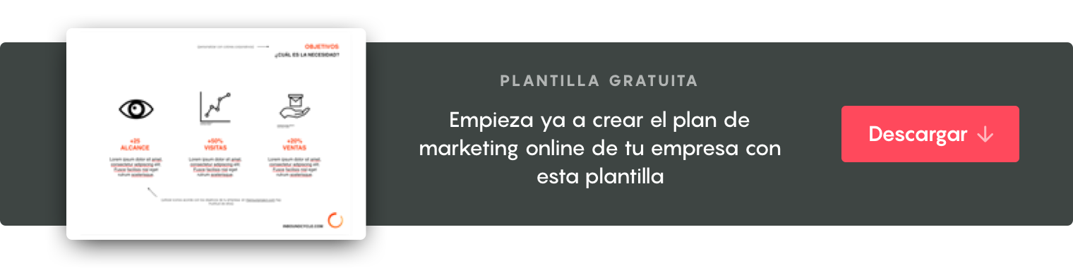 Descarga gratuita Plantilla para crear tu plan estratégico de marketing