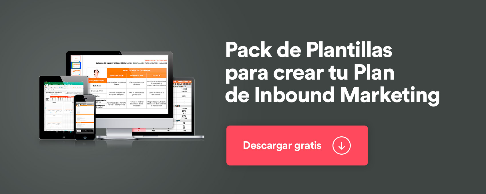 plantillas plan inbound marketing