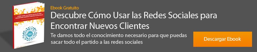 redes sociales para conseguir clientes