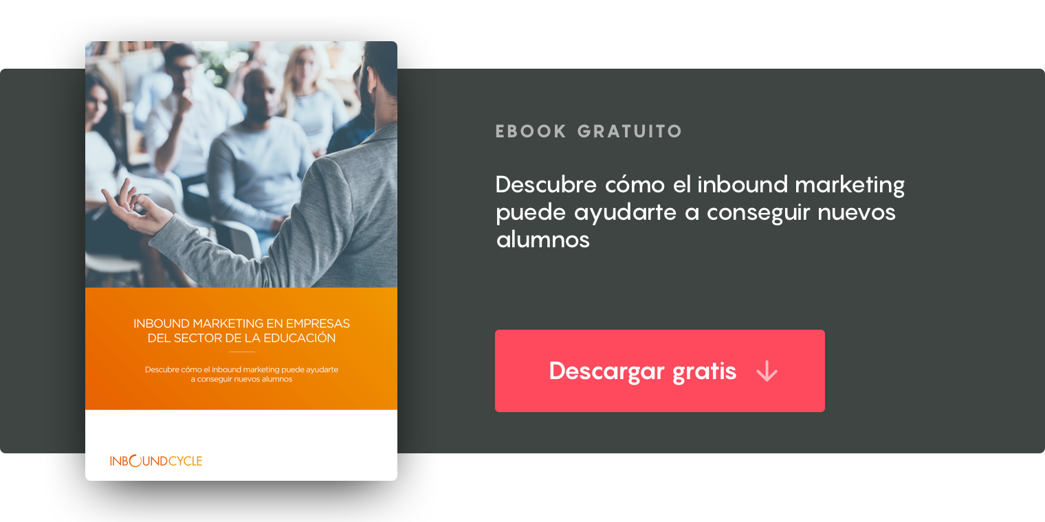 inbound marketing en empresas de educación