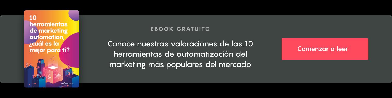 Ebook: Comparativa herramientas