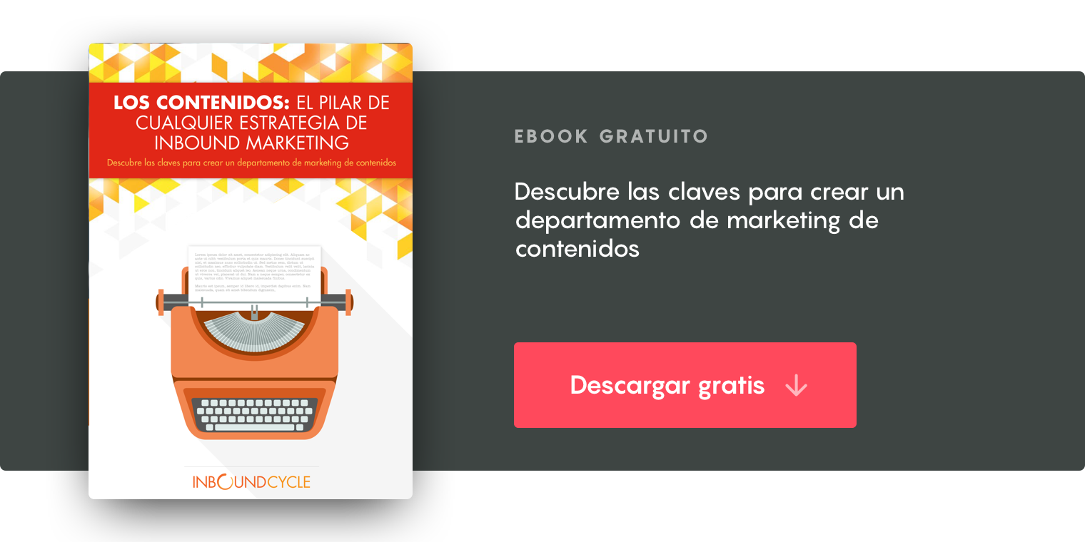 marketing de contenidos e inbound marketing