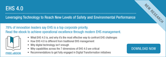 EHS 4.0: Leveraging Technology to Reach New Levels of Safety and Environment