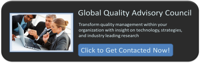 Global Quality Advisory Council